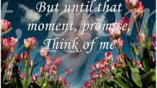 I will think of you / Daniel o'Donnell