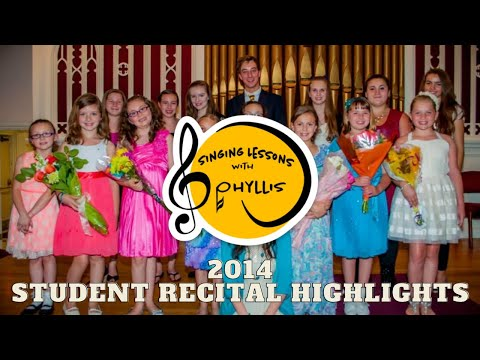 Student Recitals held once a year with enough interest