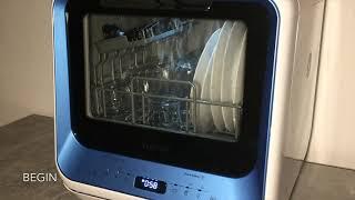 Klarstein dishwasher - daily wash