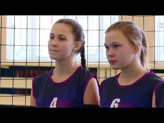 Победы ангарских волейболисток