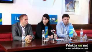 Sara Karba - LDS-ova kandidatka v volilnem okraju Ljutomer