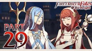 Fire Emblem Fates Birthright - Part 29 - Nohrian Horror Story