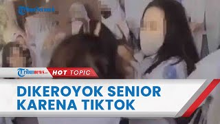 Seorang Siswi di Kendari Dikeroyok 6 Seniornya, Orangtua Laporkan ke Polisi dan Enggan Berdamai