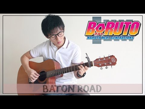 Kana Boon Baton Road Vídeo Oficial - смотреть онлайн на Hah Life
