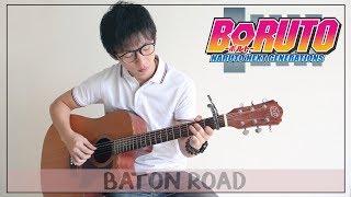 Lời dịch bài hát Baton Road - KANA-BOON