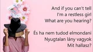 Sia - Suitcase - Lyrics - Magyar felirat