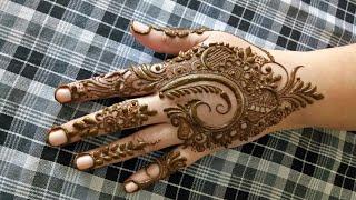 Video Khaleeji Henna Design 27