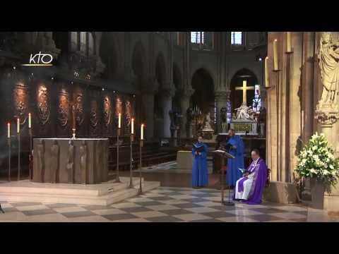 Vêpres du 2 avril (5ème dimanche de Carême)