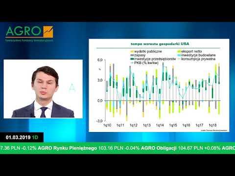 Komentarz rynkowy - Luty 2019