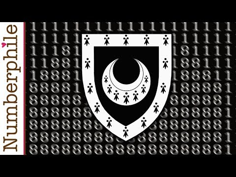 The Trinity Hall Prime - Numberphile