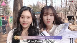 [VIETSUB][Special Clips] 여자친구 GFRIEND   해야 (Sunrise) M V Shooting Behind Part.1