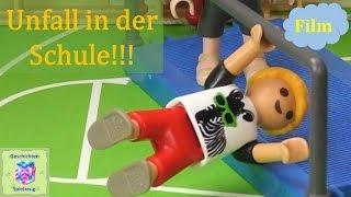 Playmobil Film Deutsch UNFALL IN DER SCHULE ♡ Playmobil Geschichten Mit Familie Miller