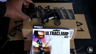 Pedco Ultra Clamp 360 Unboxing/Overview