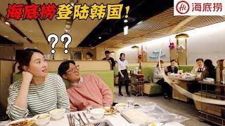 韩国人第一次海底捞火锅被吓到的原因是? 홍대 하이디라오 훠궈 처음 가본 후기 【韩国Tak欧巴】