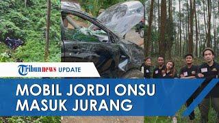Termasuk Kejadian di Luar Nalar, Ini 5 Fakta Mobil Kru Jordi Onsu Kecelakaan Masuk Jurang di Malang
