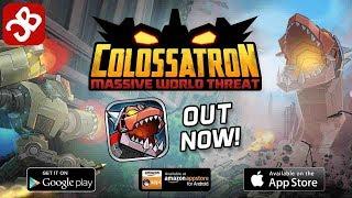 Colossatron: Massive World Threat - iOS/Android By Halfbrick Studios