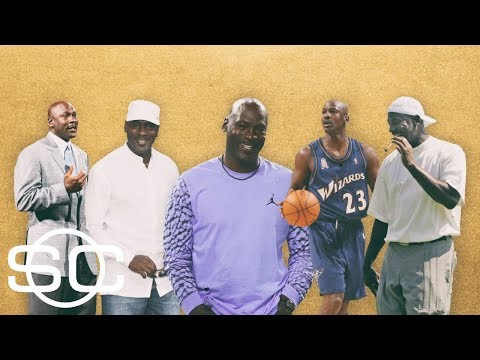 Celebrating Michael Jordan's post-Bulls years | SportsCenter | ESPN