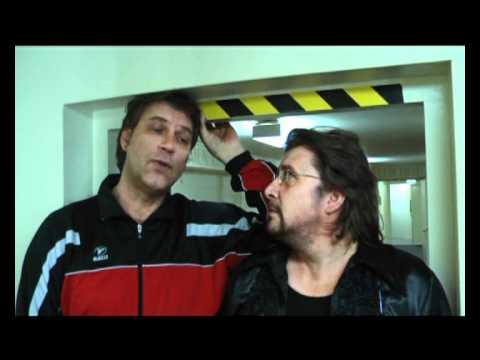 Schouwblog - Fred Delfgaauw backstage in Schouwburg Cuijk 2009