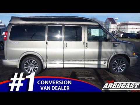 New 2020 GMC Conversion Van Explorer Limited SE