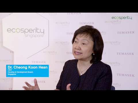Dr Cheong Koon Hean, CEO, Housing and Development Board, Singapore
