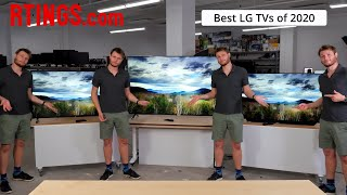Video: Best LG TVs To Buy (2020) – Budget, NANO & OLED
