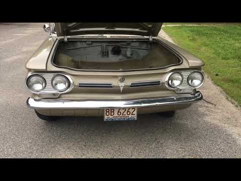 Video of Classic 1962 Corvair Monza Offered by Big R's Muscle Cars - QIKQ