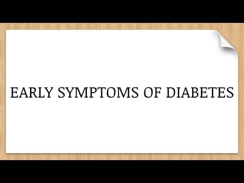 Diät Nummer 9 in Diabetes für eine Woche