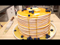Download How To Make A Stack Of Giant Blueberry Pancakes Out Of CAKE! With Maple-Infused Buttercream! HD Mp4 3GP Video and MP3