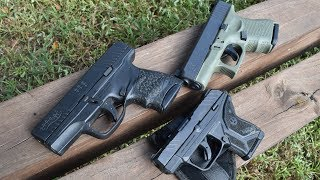 Top 5 Pocket Guns & Why You Need One!!!