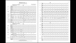 Waltz No. 2 by Dmitri Shostakovich/arr. James Curnow
