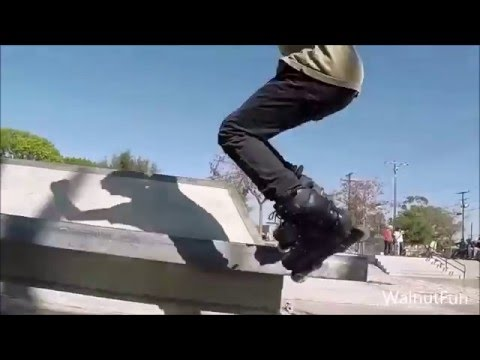 Rollerblade Freestyle Compilation