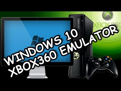 XENIA Xbox 360 Emulator - Full install guide, how to use, tutorial