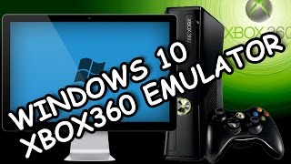 How to Download & Install Xenia Xbox 360 Emulator! Windows 10 2017