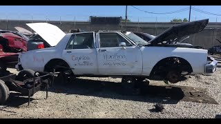 Caprice Hunting April 2020 Oakland Pt 2 9c1 Cluster / Coin Search