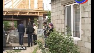 В Махачкале будут снесены все незаконные постройки