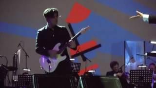 Симфоническое КИНО и Юрий Каспарян в Таллинне - 03.Группа крови