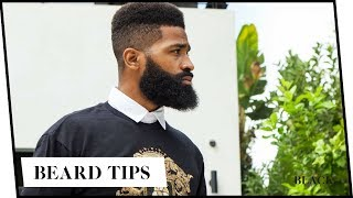The Best Way To Start Growing A Dope Beard