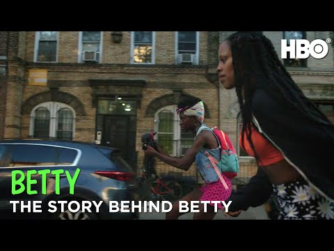 Video trailer för Betty: Subway to Screen   The Story Behind Betty   HBO