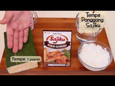 Video Dapur Umami - Tempe Panggang Sajiku