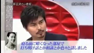 おしゃれイズム俳優・小澤征悦が初登場!セレブな幼少期!モテ男の結婚観とは