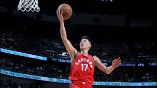 Jeremy Lin Full Highlights - Raptors vs Pelicans 3/8/19