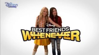 Best Friends Whenever   Theme Song   Official Disney Channel UK