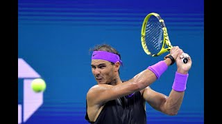 Marin Čilić vs Rafael Nadal Extended Highlights | US Open 2019 R4
