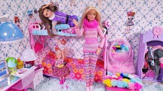 Przygody Barbie #20 *KŁÓTNIA SIÓSTR -  ŚMIESZNE ŻARTY SKIPPER I CHELSEA * Bajka po polsku z lalkami