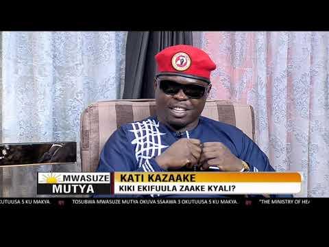 Mwasuze Mutya: Omubaka Zaake ki ekimufuula kyali?