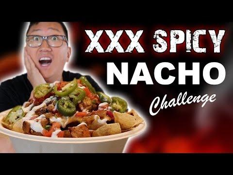 SPICY NACHO CHALLENGE 