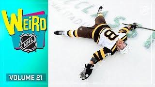 Weird NHL Vol. 21: Back for 2019!