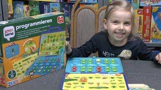 Ich lerne programmieren (Jumbo) - ab 5 Jahre - Logikspiel und Lernspiel