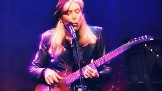 Joni Mitchell - Just Like This Train (Live In-Studio 1996)