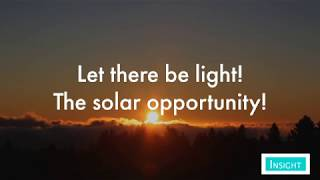 Business opportunities in the growing solar sector in Sierra Leone.